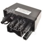 Original Antiference Divisor/Combinador 4 Posiciones Ucf4000