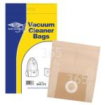 Alternative Manufacturer V Paper Dust Bag (Pack Of 5) - BAG275