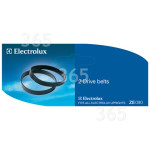 Original Electrolux Correas Para Aspirador ZE090