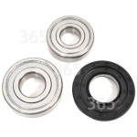 Alternative Manufacturer Bearing & Seal Kit (6305ZZ & 6306ZZ & SEAL 37x76x9.5 )