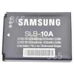 Original Samsung Batería Para Cámara SLB-10A