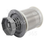 Original Bosch Neff Siemens Microfiltro- Cilíndrico