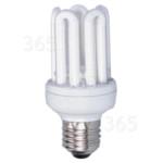 Wellco 25W ES Mini 5U Energiesparlampen (Warmweiß) - 5er Pack