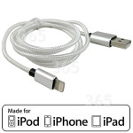 Alternative Manufacturer 1.0m Lightning Cable - Silver