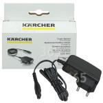 Original Karcher Ladegerät Für Fenstersauger 2.633-107.0 - Eurostecker
