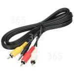 Original JVC Cable AV