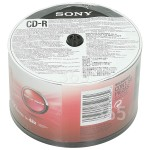 Original Sony Cds Sony Cd-R/700MB 80MIN 48XSPD