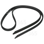 Genuine Beko Upper Door Seal ( Goalpost ) : 1775mm