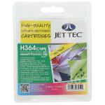 Original Jettec Wiederaufbereitete HP 364 Cyan/Magenta/Gelb - 3-Farben Multipack
