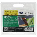 Genuine Jettec Remanufactured HP 301XL Black High Capacity Ink Cartridge - (CH563EE)
