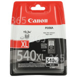 Genuine Canon Genuine PG-540XL High Capacity Black Ink Cartridge - 5222B005AA