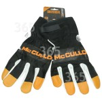Original Universal Powered By McCulloch Guantes Cómodos PRO008 - Talla 10