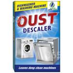 Original Oust Entkalker Für Waschmaschine Und Geschirrspüler (2x50ml Dosierbeutel)