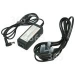 Alternative Manufacturer UK Compatible Gtech Battery Charger : Input 100v To240v Output 22V-27V