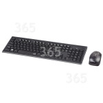 Genuine Hama Cortino Wireless Keyboard & Mouse Set