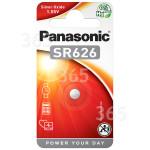 Genuine Panasonic SR626 Silver Oxide Coin Battery