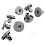Genuine Electrolux Lower Basket Wheel Kit - Pack Of 8
