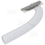 Genuine Beko Fridge Door Handle - White