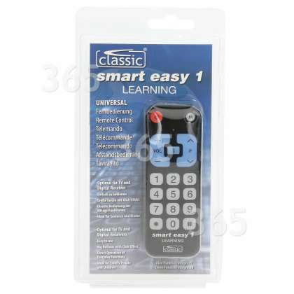 Mando Universal TV Smart Easy - IRC84007 Classic