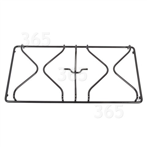 Grille Taque 2G.+ 4 Patins AKM 212 GR/01 Whirlpool