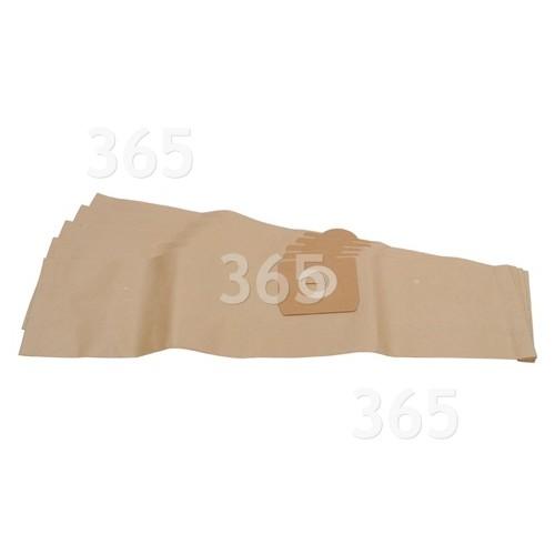 ZR81 Staubsaugerbeutel (5er Pack) - BAG27
