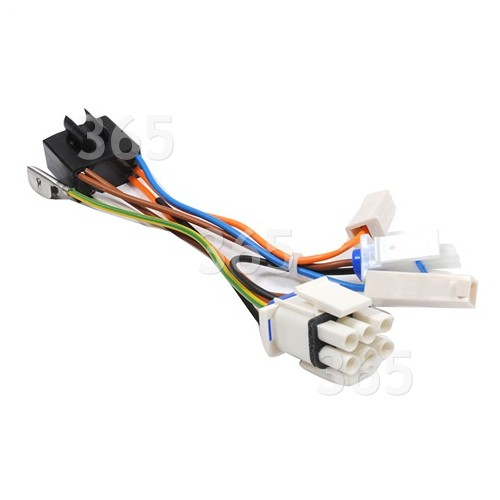 Whirlpool Bi-Metal Thermostat & Cable Harness