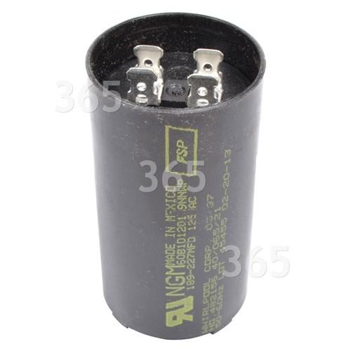 Condensateur : Départ Moteur 3R LSQ 8000 JQ AWG845 Whirlpool