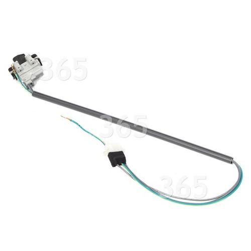 Couvercle Interrupteur 3R LSQ 8000 JQ AWG845 Whirlpool