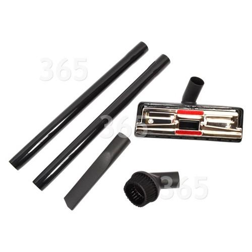 Kit D'accessoires De Raccord Universel 35 Mm Pour Aspirateur