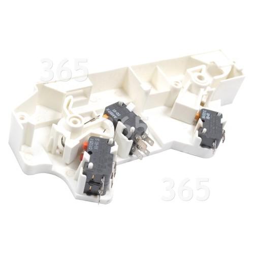 Boîtier Micro-interrupteur De Micro-ondes CM1919 Samsung