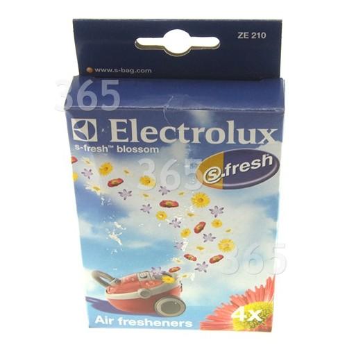 Electrolux ZE210 S-frisch Blüten Duft Lufterfrischer (4er Pack)