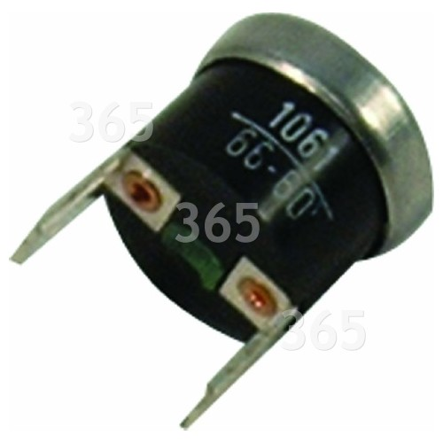 Thermostat:Hot (Yellow Spot Button Type) T/t 03-330 Indesit