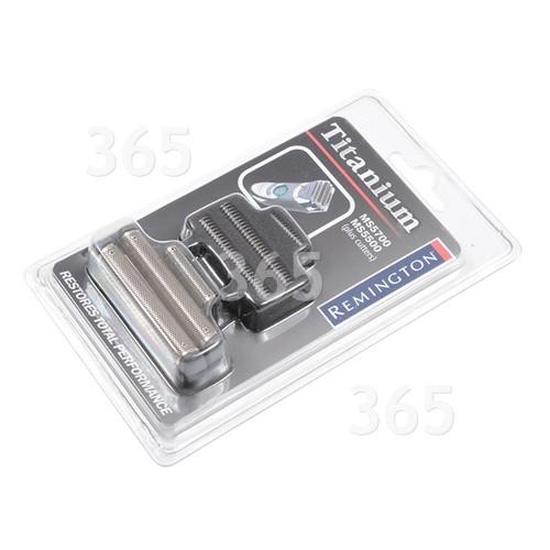 Tête De Rasoir Remington SP96 (combi-pack / Grille Et Couteau) Remington