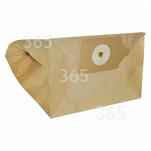 per Numatic GVE370-2 2B Aspirapolvere Polvere Sacchetto pacco da 5
