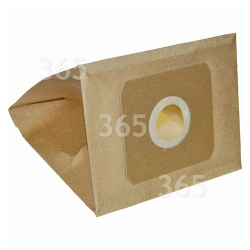 Aldi E62 & U62 Staubsaugerbeutel (5er Packung)