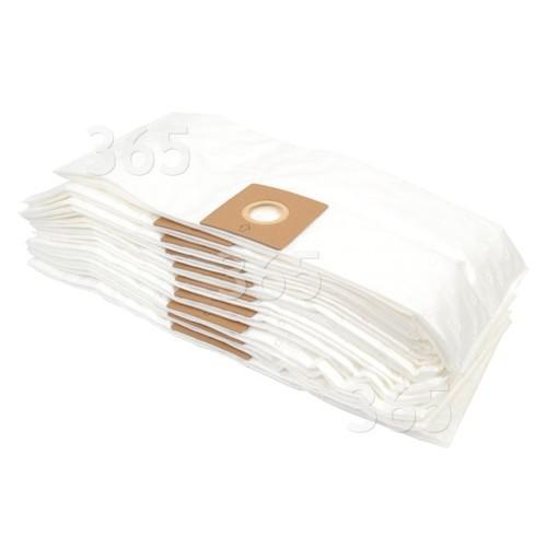Vax Commercial Hochfiltrierungs Staubsaugerbeutel (10er Pack)