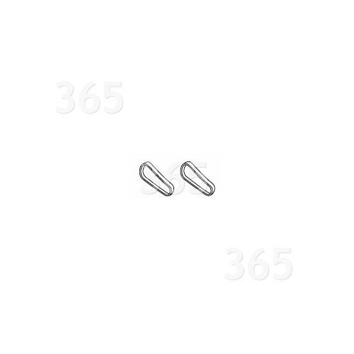 Bissell Antriebsriemen Typ 7/9/10 (2er Pack)