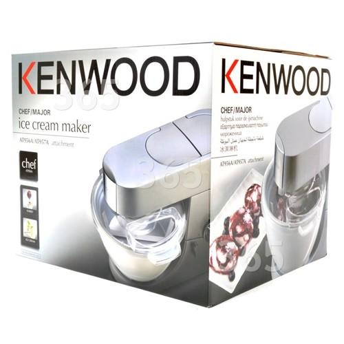 Kenwood Eisbereiter-Aufsatz Chef AT956A