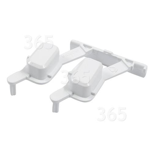 Bouton D'options De Lave-linge - Blanc - Whirlpool