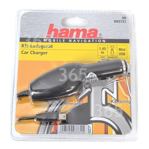 Hama Mini USB Kfz Ladegerät