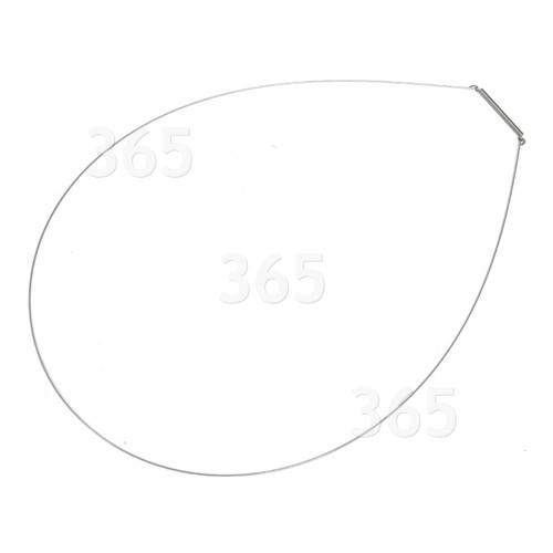 Collier De Serrage Avant Du Joint De Porte Lave-linge : Ø 360MM Indesit