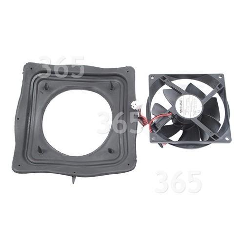 Motor Del Ventilador - Congelador Whirlpool