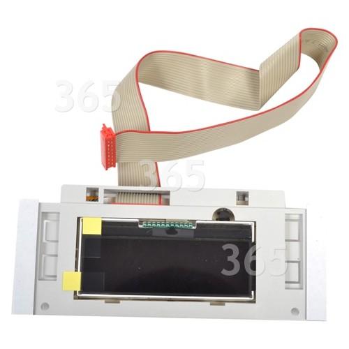 Bauknecht Backofen-LCD-Display