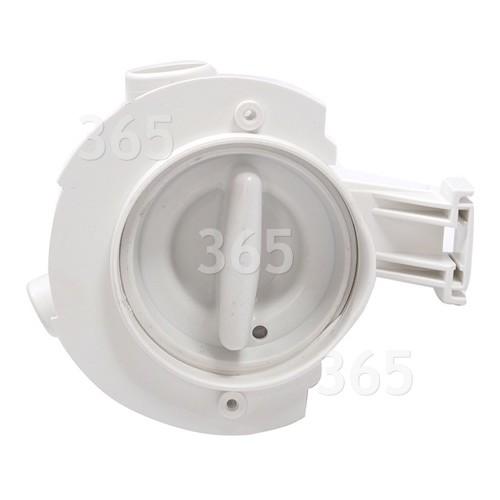 Boîtier Filtre De Pompe De Vidange Lave-linge 479778TOP1200P Whirlpool