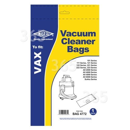 Vax S1 Dust Bag - BAG4772