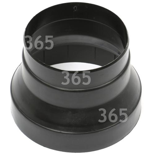 Bauknecht DDLI 3710 IN-1 Flansch Reduktion 150-125-120mm