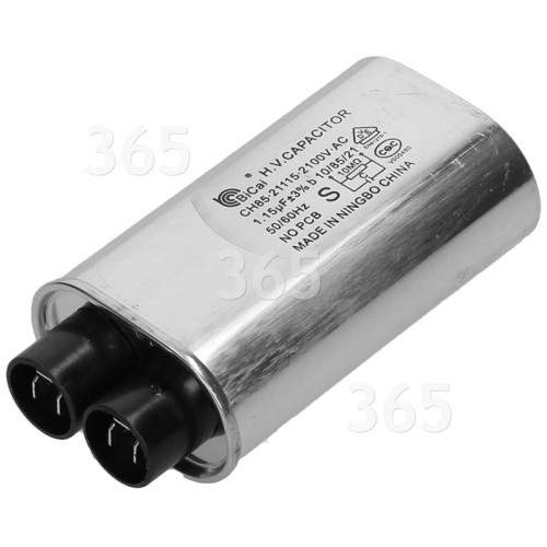 Condensateur HT 1,15 ?F 2100 V AVM 955/WP/WH Whirlpool