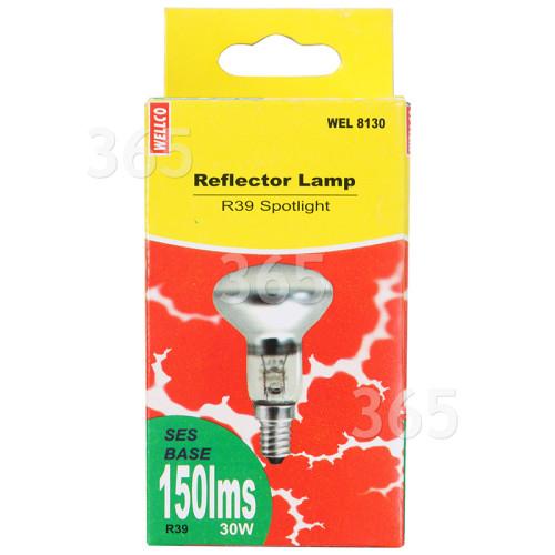 Lampe Spot 30W R39 E14 (SES) Wellco
