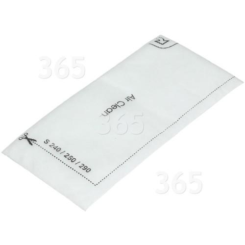 Kompatibler Miele SF-SAC Super AirClean Staubsauger-Filter (3er Packung)