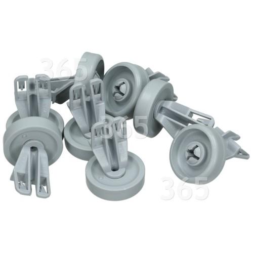 Roulettes Du Panier Inférieur De Lave-vaisselle -p ADP 5967 Whirlpool